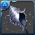 パズドラアイランドの貝殻【銀】の画像