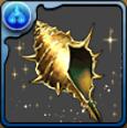 パズドラアイランドの貝殻【金】の画像