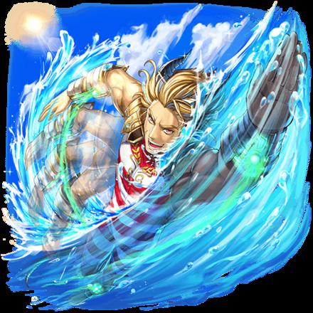 [パワースイマー]アキレウスの画像