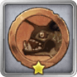 デスフィッシュメダルの画像