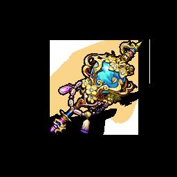 青き水晶の杖の画像