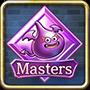 Mastersアイコン