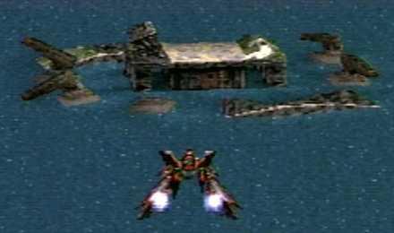 海洋調査人工島