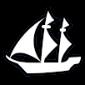 #縦帆船のアイコン画像