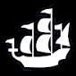 #横帆船のアイコン画像