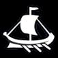 #櫂船のアイコン画像