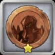 クリムゾンナイトメダルの画像