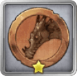 ラードーンメダルの画像