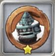 アイスゴーレムメダルの画像