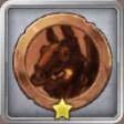イビルアイドルメダルの画像