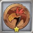 ダイブイーグルメダルの画像