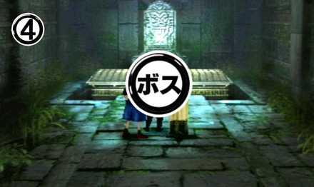 名もなき王の墓(棺の間)