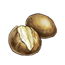 ベイクドポテトの画像