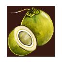 ココナツの画像