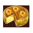 バナナケーキの画像