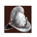 モリオン兜の画像
