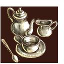 銀食器の画像