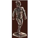 青銅像の画像