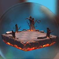 熔炎の地の画像