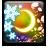 乱れ雪月花の画像