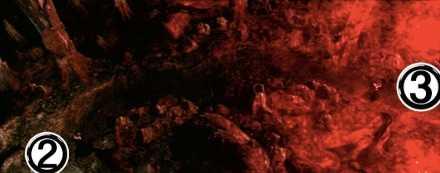 炎の洞窟①