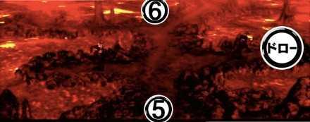 炎の洞窟④
