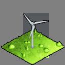 ★7高貴な風力発電所の画像