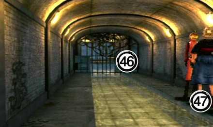 地下水路⑦