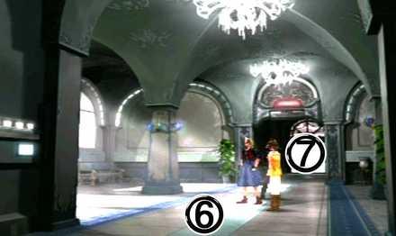 ガルバディアガーデン1F小ホール