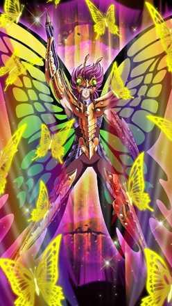 地妖星パピヨン ミューの画像