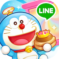 LINE:ドラえもんパーク画像