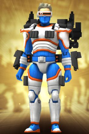 星4兵士-X