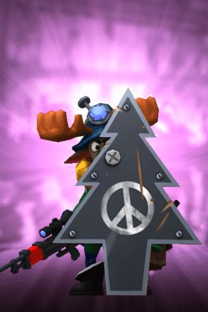 星4トナカイ-X