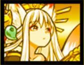 豊穣の狐姫ヒメユリの画像