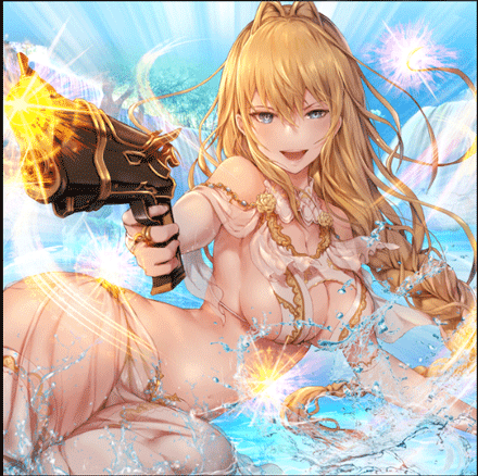 明鏡の銃士 セイラ