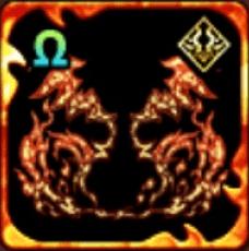 兇悪サタニックオーラΩ【火】のアイコン