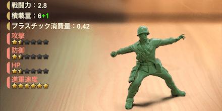 Lv2突撃兵