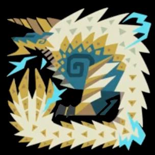 ジンオウガ武器