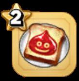 いちごスライムトースト