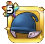 エルフの鳥帽子