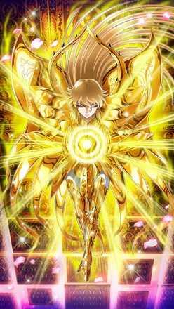 乙女座の神聖衣 シャカ(ACE)
