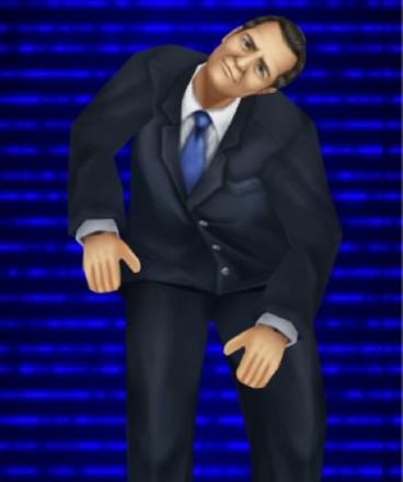 デリング偽大統領画像