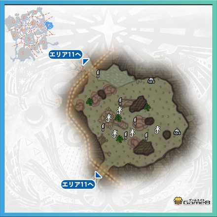 古代樹の森_マップ5