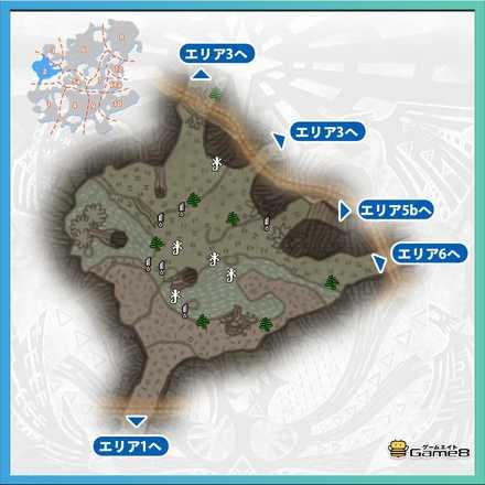 大蟻塚の荒地_マップ2