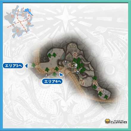 陸珊瑚の台地エリア6