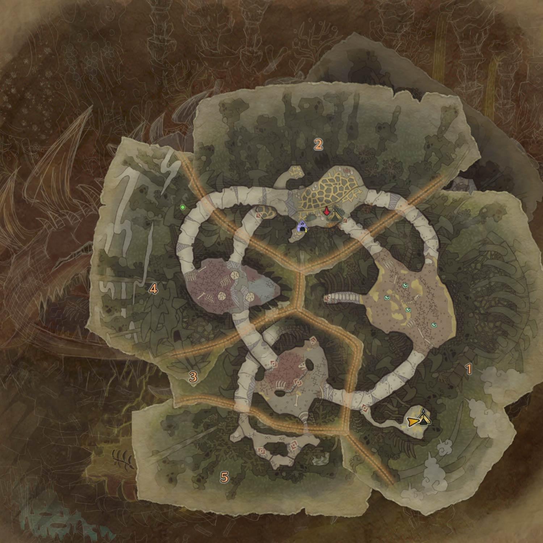 3層の画像