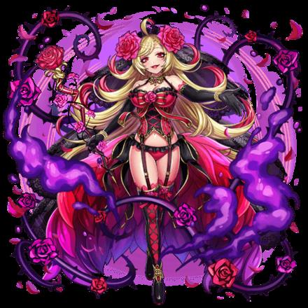 [黒薔薇の乙女]フレデリカの画像