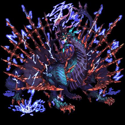 [避雷竜]グロムグローの画像