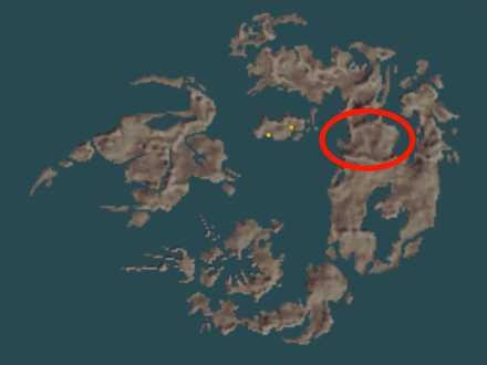 モルドレッド平原
