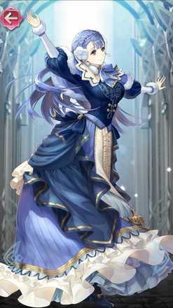 リネア(追憶の舞姫)の立ち絵